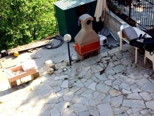 Villetta a schiera in vendita a Avegno, Salto, Con giardino, 75 mq