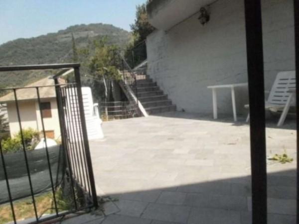 Villa in vendita a Recco, Comodo Centro, Con giardino, 220 mq - Foto 24