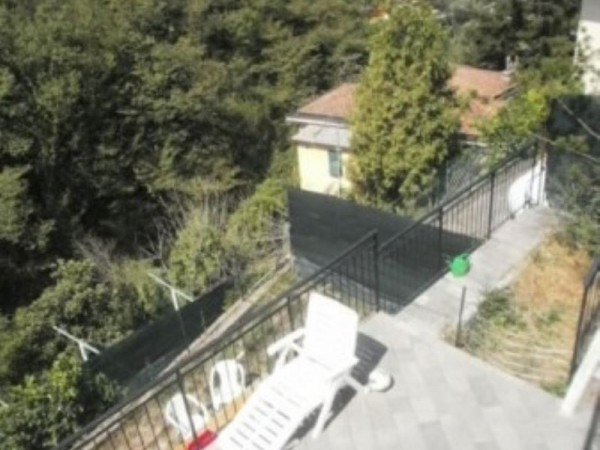Villa in vendita a Recco, Comodo Centro, Con giardino, 220 mq - Foto 23