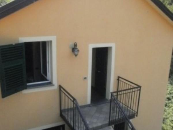 Villa in vendita a Recco, Comodo Centro, Con giardino, 220 mq