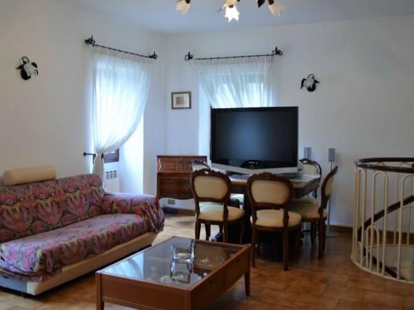 Villa in vendita a Avegno, Con giardino, 150 mq - Foto 1