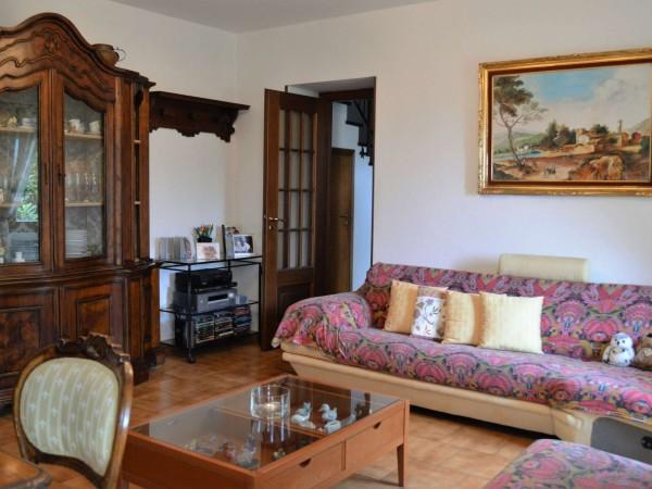 Villa in vendita a Avegno, Con giardino, 150 mq - Foto 36