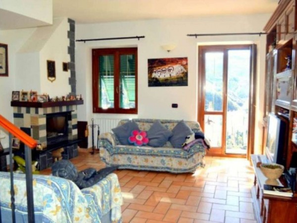 Villetta a schiera in vendita a Avegno, Con giardino, 110 mq - Foto 15