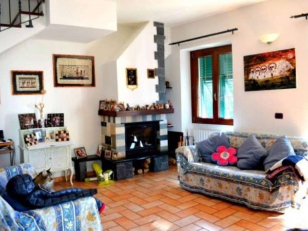 Villetta a schiera in vendita a Avegno, Con giardino, 110 mq - Foto 11