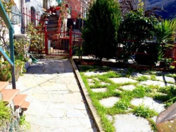 Villetta a schiera in vendita a Avegno, Con giardino, 110 mq - Foto 18