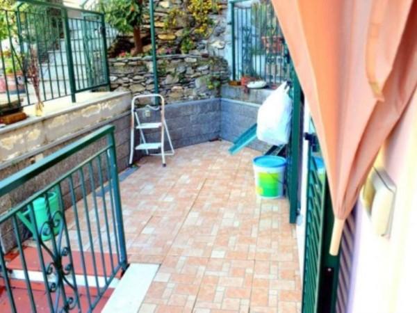 Villetta a schiera in vendita a Avegno, Con giardino, 110 mq - Foto 16