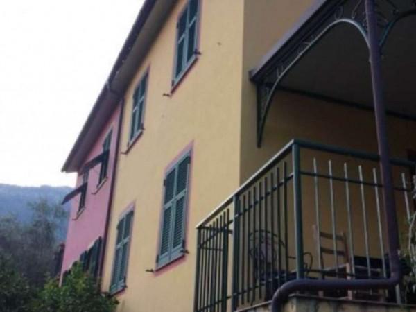 Villetta a schiera in vendita a Rapallo, Montepegli, Con giardino, 100 mq - Foto 23