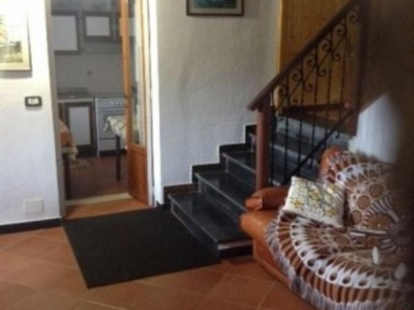 Villetta a schiera in vendita a Rapallo, Montepegli, Con giardino, 100 mq - Foto 14