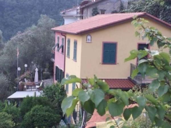 Villetta a schiera in vendita a Rapallo, Montepegli, Con giardino, 100 mq - Foto 22