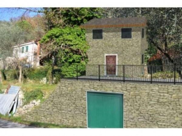 Rustico/Casale in vendita a Rapallo, Montepegli, Con giardino, 100 mq