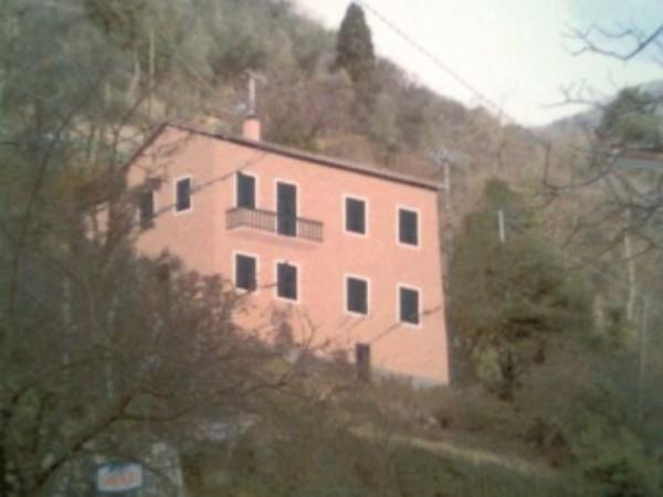 Villa in vendita a Rapallo, Montepegli, Con giardino, 300 mq
