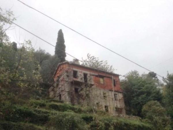 Villa in vendita a Rapallo, Montepegli, Con giardino, 300 mq - Foto 24