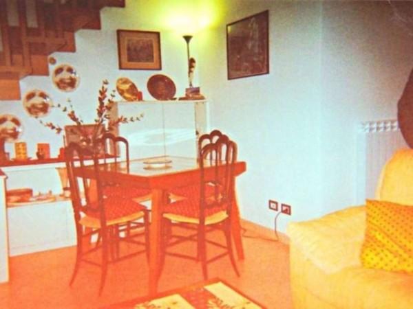 Appartamento in vendita a santo stefano d 39 aveto con for Giardino 90 mq