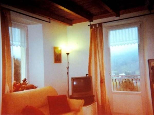 Appartamento in vendita a Santo Stefano d'Aveto, Con giardino, 90 mq