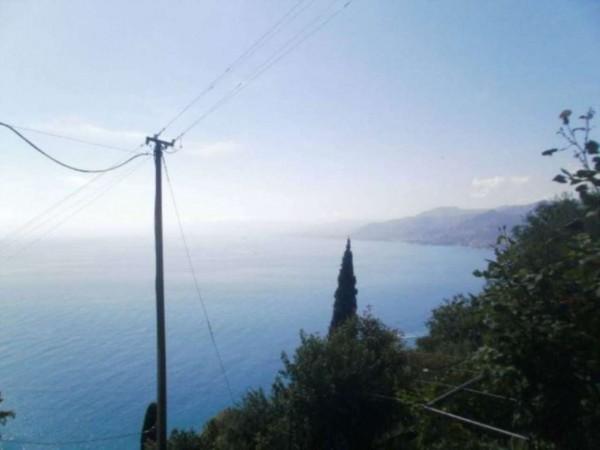 Appartamento in vendita a Recco, Mulinetti, Con giardino, 80 mq