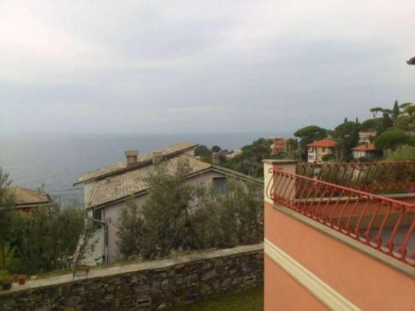 Villa in vendita a Recco, Con giardino, 120 mq