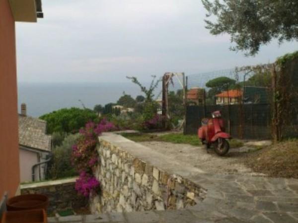 Villa in vendita a Recco, Con giardino, 120 mq - Foto 12