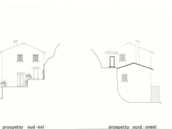 Rustico/Casale in vendita a Santa Margherita Ligure, Paraggi, Con giardino, 246 mq - Foto 11