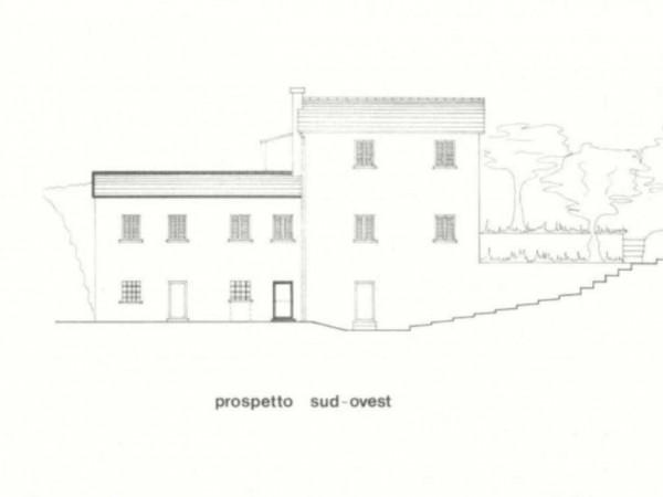 Rustico/Casale in vendita a Santa Margherita Ligure, Paraggi, Con giardino, 246 mq - Foto 9