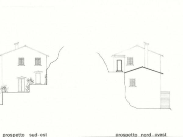 Rustico/Casale in vendita a Santa Margherita Ligure, Paraggi, Con giardino, 246 mq - Foto 8