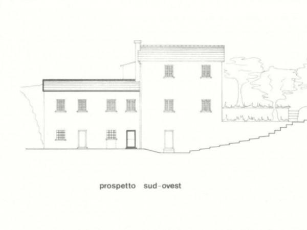 Rustico/Casale in vendita a Santa Margherita Ligure, Paraggi, Con giardino, 246 mq - Foto 12