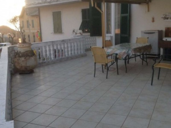 Appartamento in vendita a Sestri Levante, Mare, Con giardino, 150 mq - Foto 11
