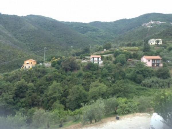Villa in vendita a Sestri Levante, Centrale, Con giardino, 130 mq