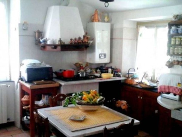 Appartamento in vendita a Uscio, Centrale, Con giardino, 100 mq - Foto 7