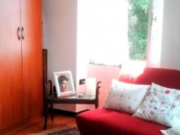 Appartamento in vendita a Uscio, Centrale, Con giardino, 100 mq - Foto 2
