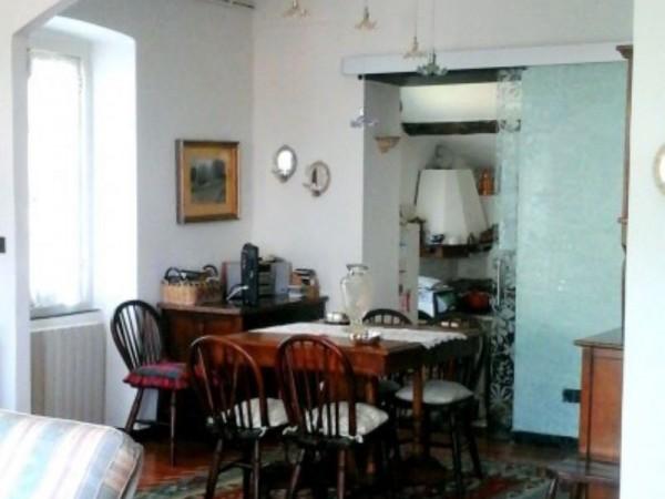 Appartamento in vendita a Uscio, Centrale, Con giardino, 100 mq - Foto 10