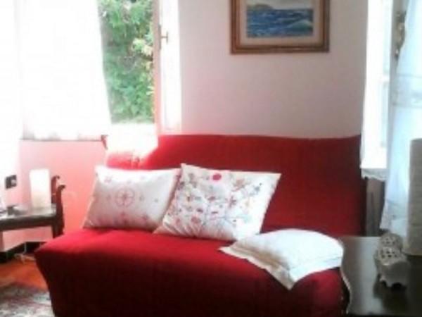 Appartamento in vendita a Uscio, Centrale, Con giardino, 100 mq - Foto 5