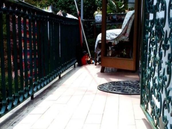 Appartamento in vendita a Uscio, Centrale, Con giardino, 100 mq - Foto 14