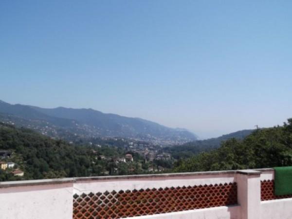 Appartamento in affitto a Rapallo, Arredato, con giardino, 70 mq