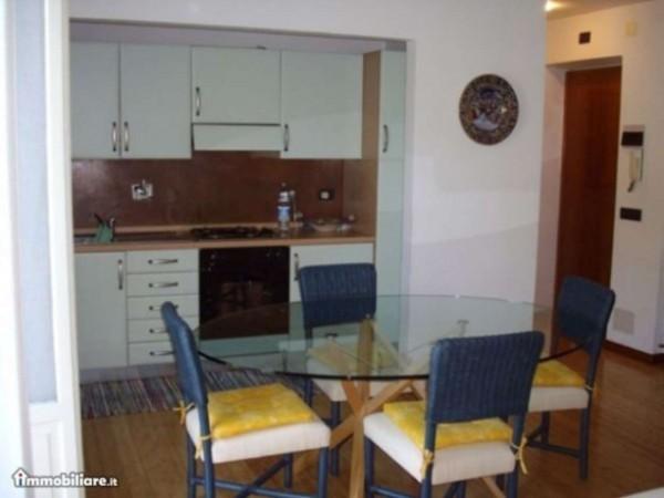 Appartamento in vendita a Rapallo, Santa Maria Del Campo, Arredato, 55 mq - Foto 6