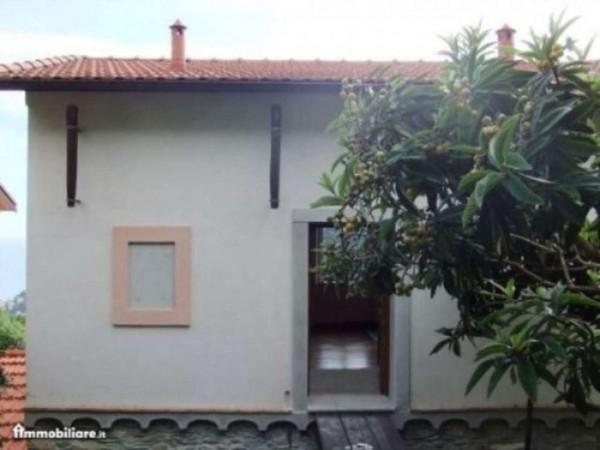 Villetta a schiera in vendita a Zoagli, Zoagli, Con giardino, 100 mq - Foto 8