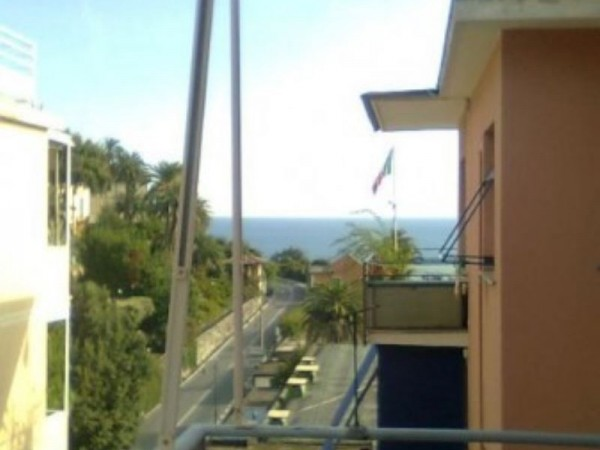 Appartamento in vendita a Rapallo, Bristol, Arredato, 50 mq