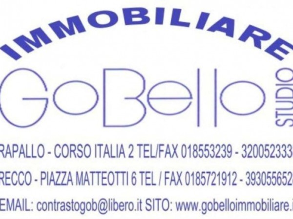 Appartamento in vendita a Rapallo, Porto, 95 mq - Foto 5