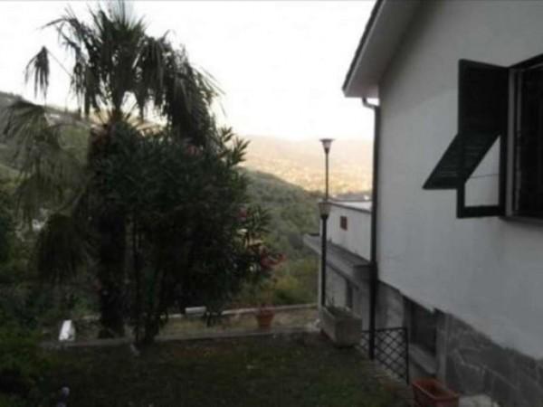 Villa in vendita a Rapallo, Santa Maria, Con giardino, 132 mq - Foto 12