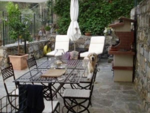 Villa in vendita a Rapallo, San Pietro, Arredato, con giardino, 150 mq - Foto 17