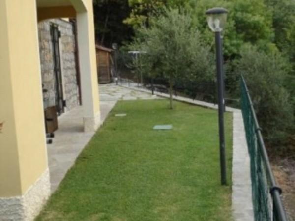 Villa in vendita a Rapallo, San Pietro, Arredato, con giardino, 150 mq - Foto 11