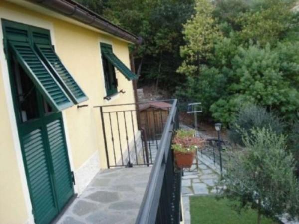 Villa in vendita a Rapallo, San Pietro, Arredato, con giardino, 150 mq - Foto 16
