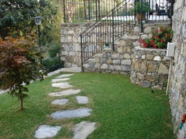 Villa in vendita a Rapallo, San Pietro, Arredato, con giardino, 150 mq - Foto 12