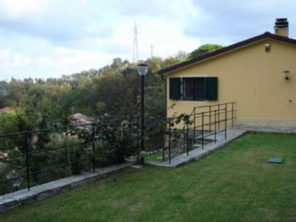 Villa in vendita a Rapallo, San Pietro, Arredato, con giardino, 150 mq - Foto 18