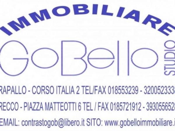 Appartamento in vendita a Rapallo, Sant'anna, Arredato, 60 mq - Foto 5