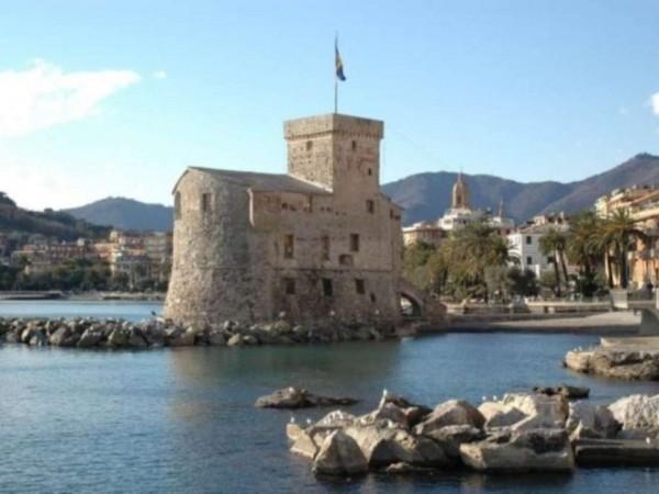 Appartamento in vendita a Rapallo, Sant'anna, Arredato, 40 mq