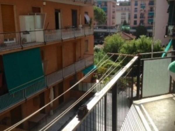 Appartamento in affitto a Rapallo, Via Rizzo, Arredato, 75 mq - Foto 6
