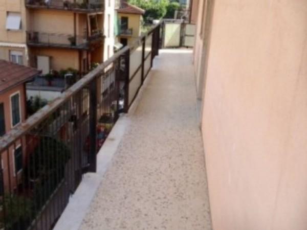 Appartamento in affitto a Rapallo, Via Rizzo, Arredato, 75 mq