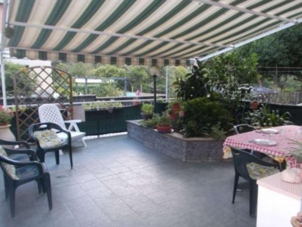Appartamento in vendita a Rapallo, Parco Casale, Arredato, 85 mq - Foto 1