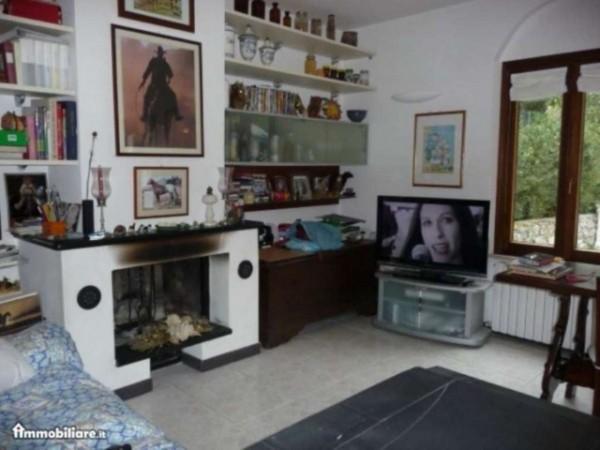 Villa in vendita a Rapallo, Chignero, Arredato, con giardino, 110 mq - Foto 14