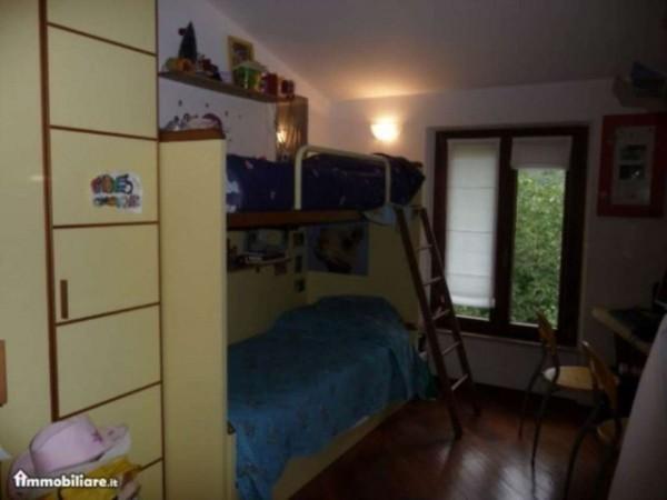 Villa in vendita a Rapallo, Chignero, Arredato, con giardino, 110 mq - Foto 12